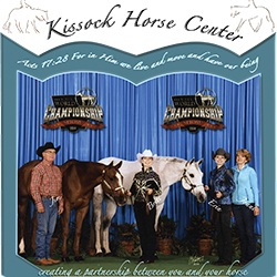 Kissock Horse Center 2015 MQHA ad